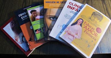 """Novo livro – """"Educar com amor e firmeza"""""""